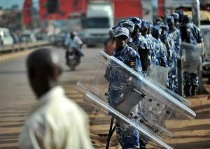 Goodluck in Uganda