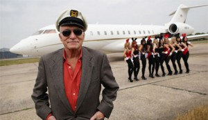 Hugh Hefner - Playboy London