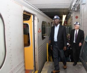 Eko Rail's Trains Begin Journey to Lagos