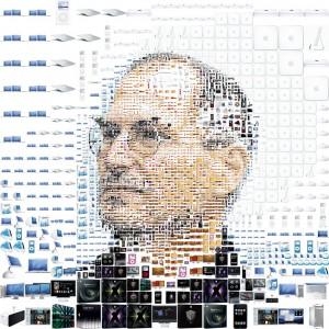 Innovator: Apple founder Steve Jobs died yesterday aged 56