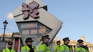 London 2012 Security