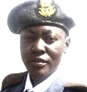 Blessing Liman, First Female Fighter Pilot