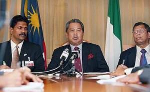 Nik Mustafa Kamal Nik Ahmad, Malaysian High Commissioner to Nigeria