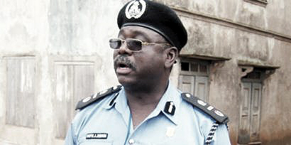 Hafiz Ringim, former IG of Police