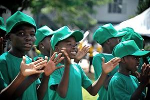 Nigeria and the IAAF Partnership