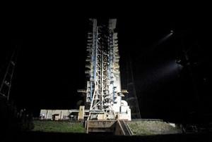 Nigeria launches communications satellite