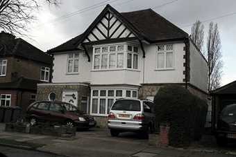 Woodhill Crescent, Kenton: One of Christine Ibori-Ibie's London properties