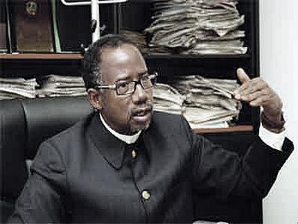 Minister of FCT, Bala Mohammed