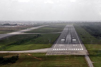 Murtala Muhamed Airport Runway