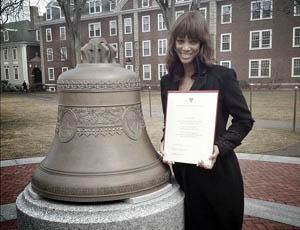 Tyra Banks Graduates Harvard