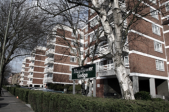 Mayflower Lodge, One of Udoamaka Onuigbo's London properties