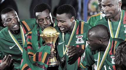 Zambia Win Africa Cup of Nations