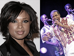 Jennifer Hudson and Femi Kuti