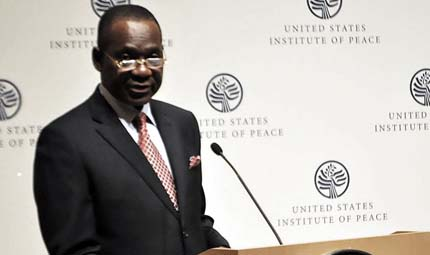 Foreign Affairs Minister, Ambassador Olugbenga Ashiru