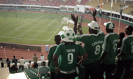 NFF Silent On Vacant CAF Seat