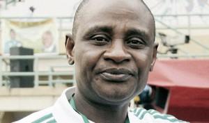 NFF President, Alhaji Aminu Maigari