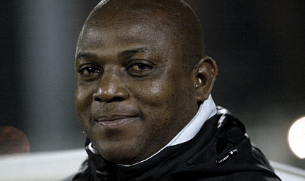 Super Eagles Coach, Stephen Keshi