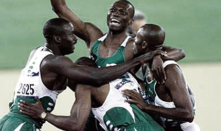 Olympic Committee to officially award Nigeria the Sydney 2000 4x400m relay gold