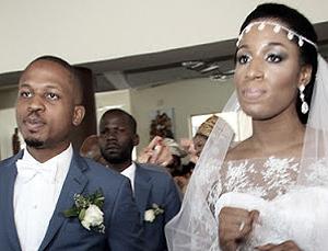 Naeto-c and Nicole Chukwueke
