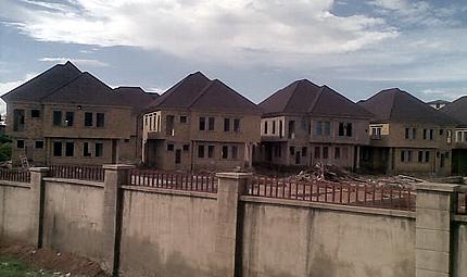 Saraha Estate, Abuja