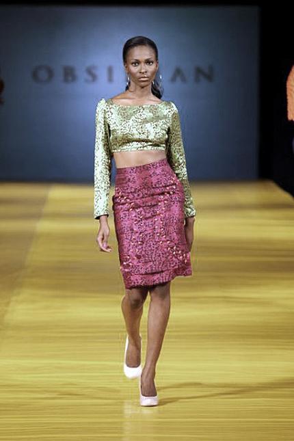 MTN Lagos Fashion and Design Week