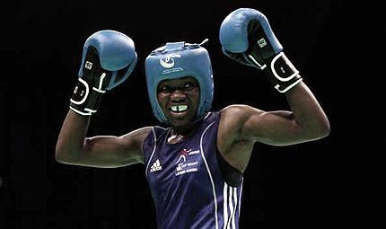 Nicola Adams Wins Gold at London 2012