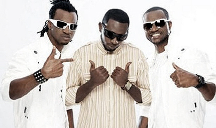 P Square and May D