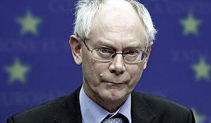 Mr Van Rompuy