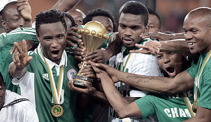 Nigeria are 2013 African Cup winners