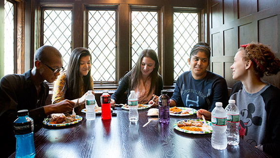 PUPP Summer Snapshot lunch