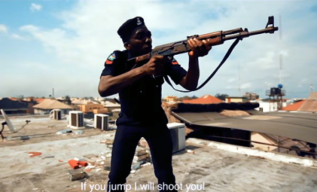 Suicide Negotiator ft. Bovi, Dorcas Fapson and Isabella Davinzo