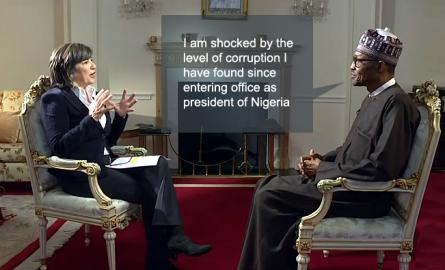 Amanpour interviews Nigerian President Buhari