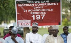 Nigeria's government stopped British forces from trying to rescue its missing Chibok girls, a report says