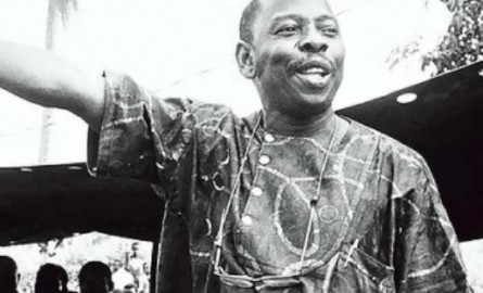 Nigeria denied entry to an art memorial for environmental activist Ken Saro-Wiwa