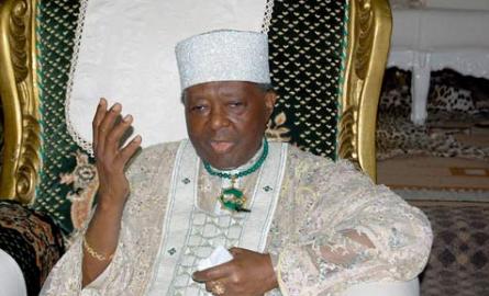 The Ooni of Ife, Alayeluwa Oba Okunade Sijuwade, dies at the age of 85