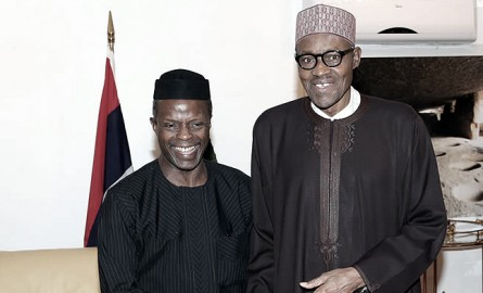 Buhari and  Osinbajo disclose assets