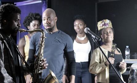 Prince Olagunju and the Afropeans