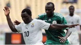 Ghana vs Nigeria