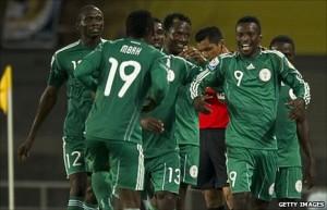 Nigeria Under 20s