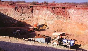 Itakpe iron ore deposits