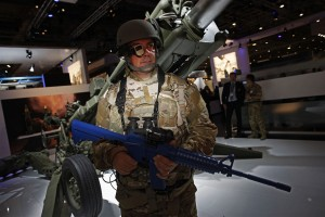 London hosts massive arms exhibition