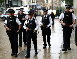Policing London