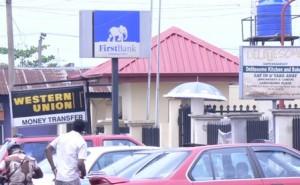 First Bank Nigeria