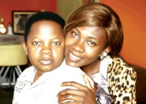 Chinedu Ikedieze and Wife