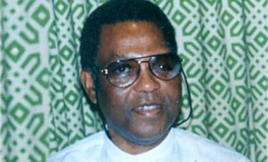 Dr. Alexander Uruemu Ibru
