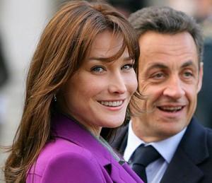 President Nicholas Sarkozy