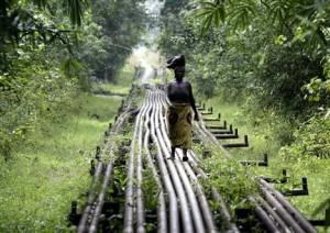 Nigerian Crude Oil Exports