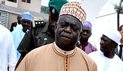 Governor Mua'zu Babangida Aliyu