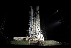 Nigeria launches communications satellite