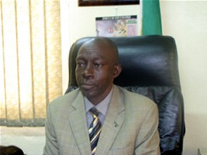 Auditor General of the Federation (AGF) Samuel Ukura